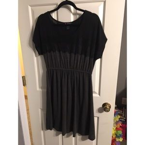 Dresses & Skirts - Black and grey lace dress size 1X